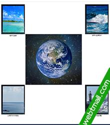 水环境保护网页设计作业成品