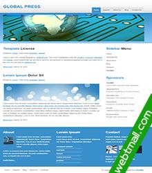 地球网页制作作业成品