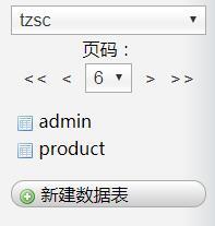 php校园二手交易网数据库表