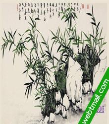 古典中国画主题网站设计作业成品下载